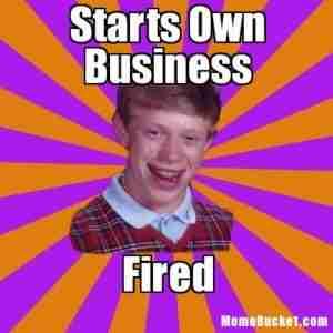 business fail meme