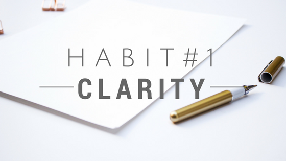 The Habits Of Successful People Series Habit #1
