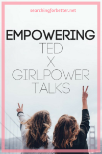 empowering TED talks