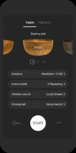 best guided meditation app insight timer