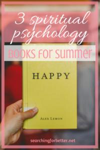 spiritual psychology books for summer