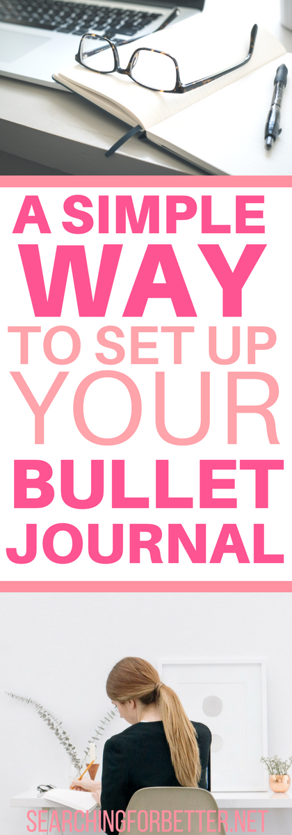 Simple, fun ways on how to start a #bulletjournal. If you're looking for simple ways to set up a journal these videos are for you! There are 5 step by step layouts #ideas that give you the ultimate #inspiration for your #bulletjournaling adventure! #journal #journaling #DIY #organization #planneraddict #planning.