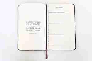 Productivity Planner Journalling