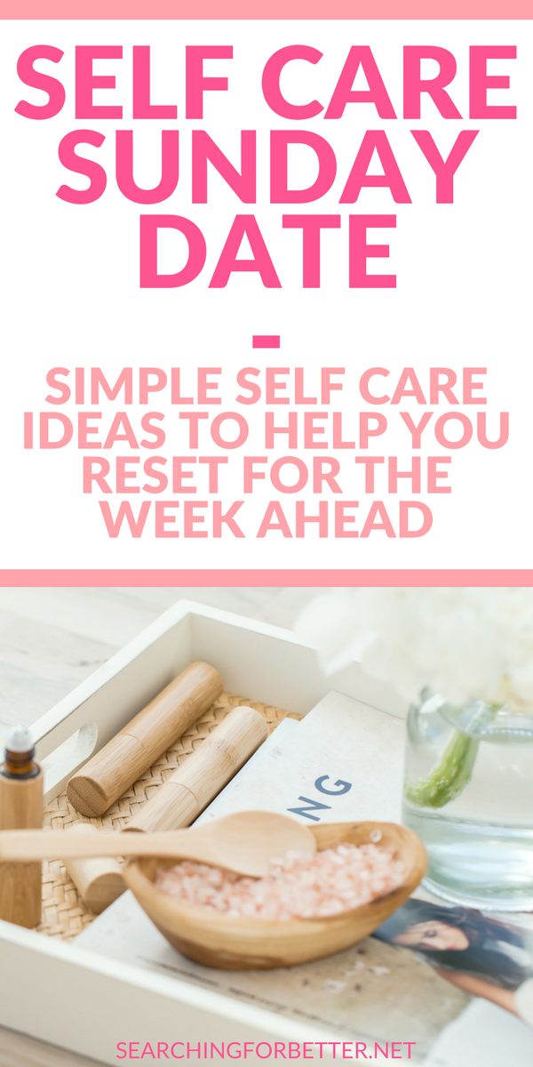#SelfCare #Sunday #Routines To Help You Reset For The Week Ahead. Simple #ideas and #tips for a relaxing Sunday to bring more #happiness and #selflove into your #life. #bossbabe #momboss #relaxation #calm #breathe #chill #momlife #mindset #wellness #healthy #healthlifestyle