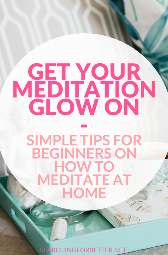 How To Do Meditation At Home (#Tips For Beginners). Meditation is great for decreasing anxiety, stress and feelings of depression. Get better #sleep, find more #happiness and practice the benefits of mindfulness all at #home. These simple #tips are must knows for beginners to get started. #meditation #mind #healthylifestyle #healthy #wellness #calm #peace