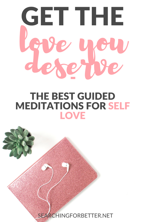 Need to show your self a lil' more #selflove and #selfcare? If you're a busy #bossmom or #bossbabe a great way to get your mental health back in shape and find some #inspiration again is to practice guided meditation for self love. #mentalhealth #mind #tips #calm #wellness #healthylifestyle #healthy