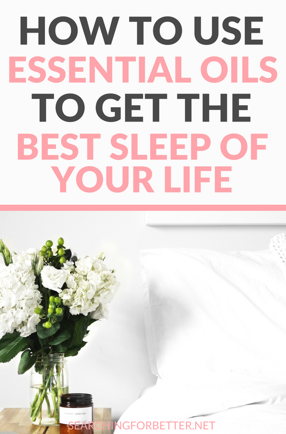 How To Use Essential Oils For Sleep. Wow! LOVED this post. My #sleep and #life has changed by using essential oils before bed. They're natural remedies that can help beat insomnia, #anxiety and #stress. Falling asleep has never been so easy. I've never been so excited for bedtime. #selfcare #healthy #healthylifestyle #essentialoils #selflove
