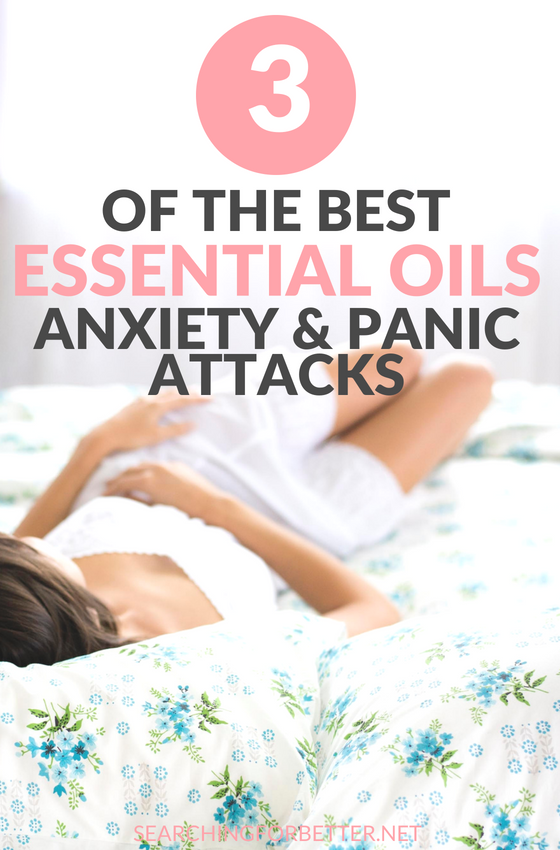 If you feel like your mind is taking over your life and you can't stop thinking, essential oils is a great natural remedy to help! This simple list has 3 essential oils that are great for insomnia, #anxiety, panic attacks and #stress. They can be seriously life changing, simple tips for you to feel better, sleep better and stress less! #mindset #healthy #selfcare #healthylifestyle #mind #wellness #healthyliving