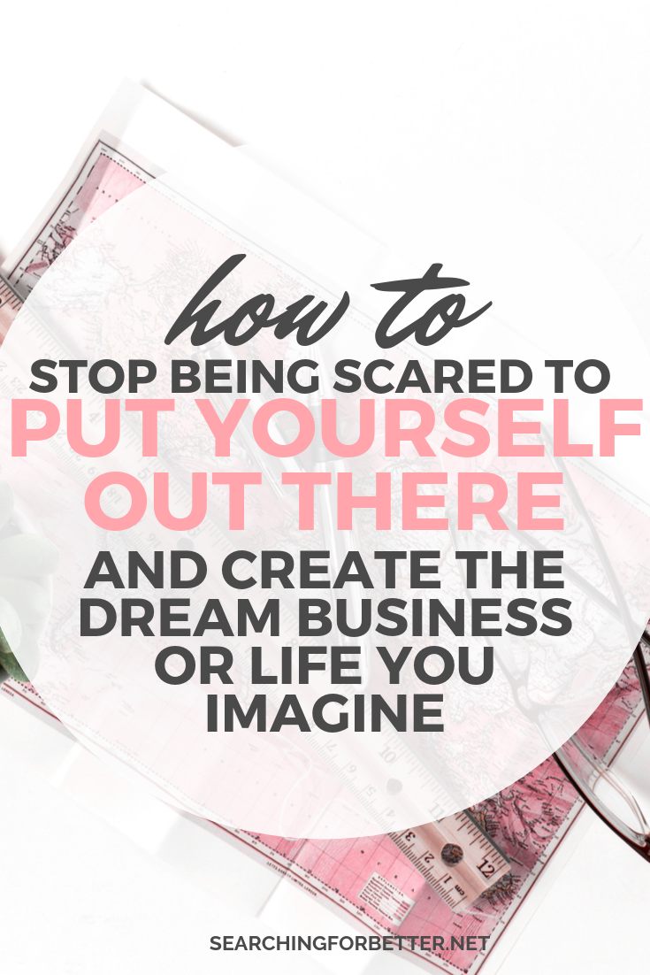 How To Stop Being Afraid To Put Yourself Out There. These are simple self esteem and self confidence tips that have helped me to put myself out there! If you struggle to put yourself out there and start that business, blog or even just talk to someone, these ideas can help. They've shown me how to build my self confidence with my work and stop worrying about what everyone else might think or say. #personaldevelopment #mindset #confidence #selfconfidence #selflove