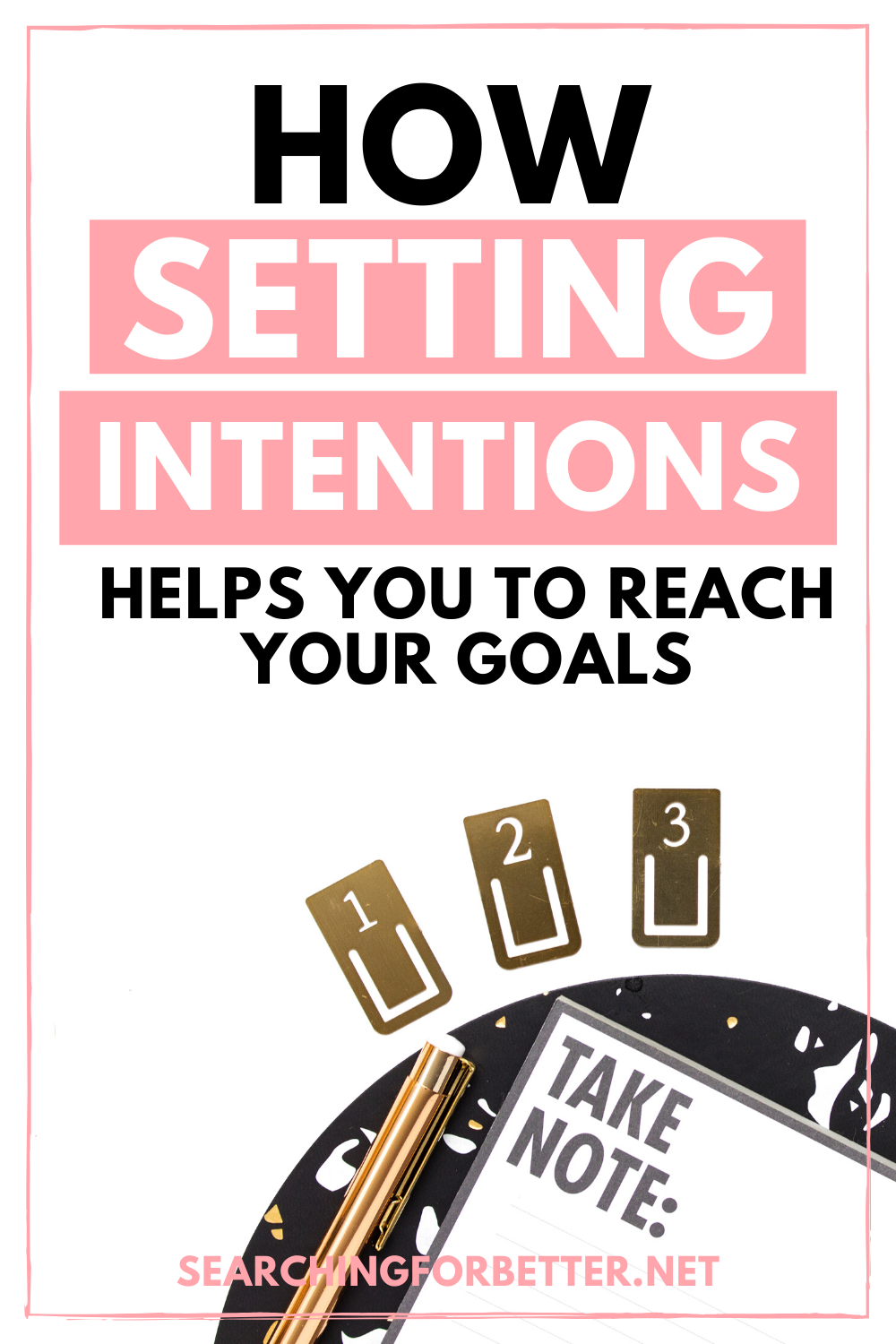 Setting daily intentions is a great way to manage your personal development. Learn why setting intentions is important to help you live a positive life. We also list one of the best journals and books to help you figure out how to set daily intentions.