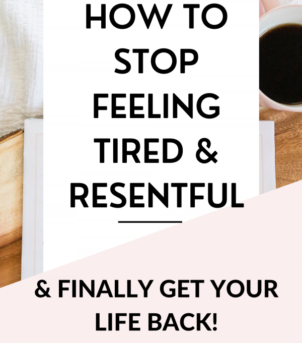 how to deal with resentment 1