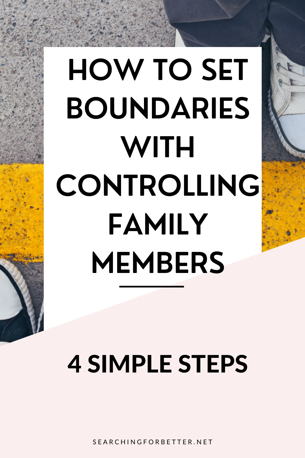 how to set boundaries with controlling family members 1
