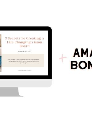 how to make a vision board webinar