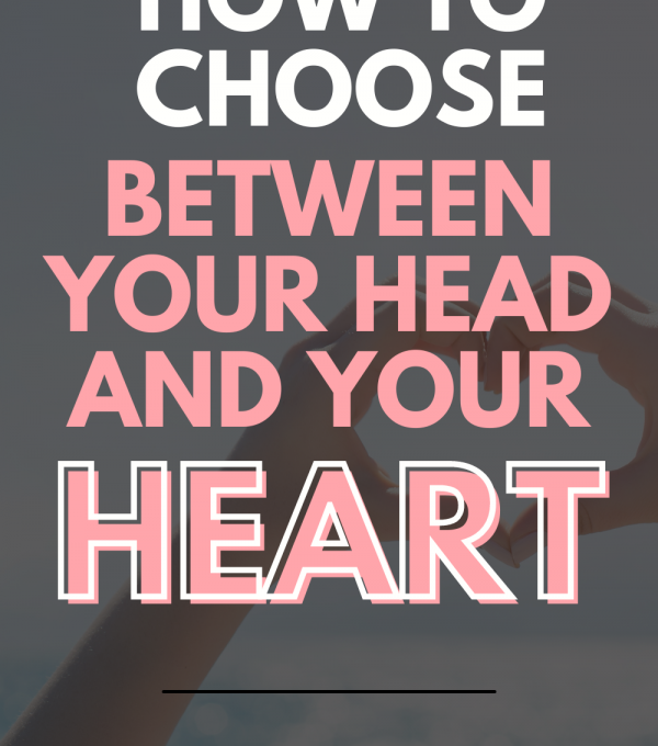 decision head and heart